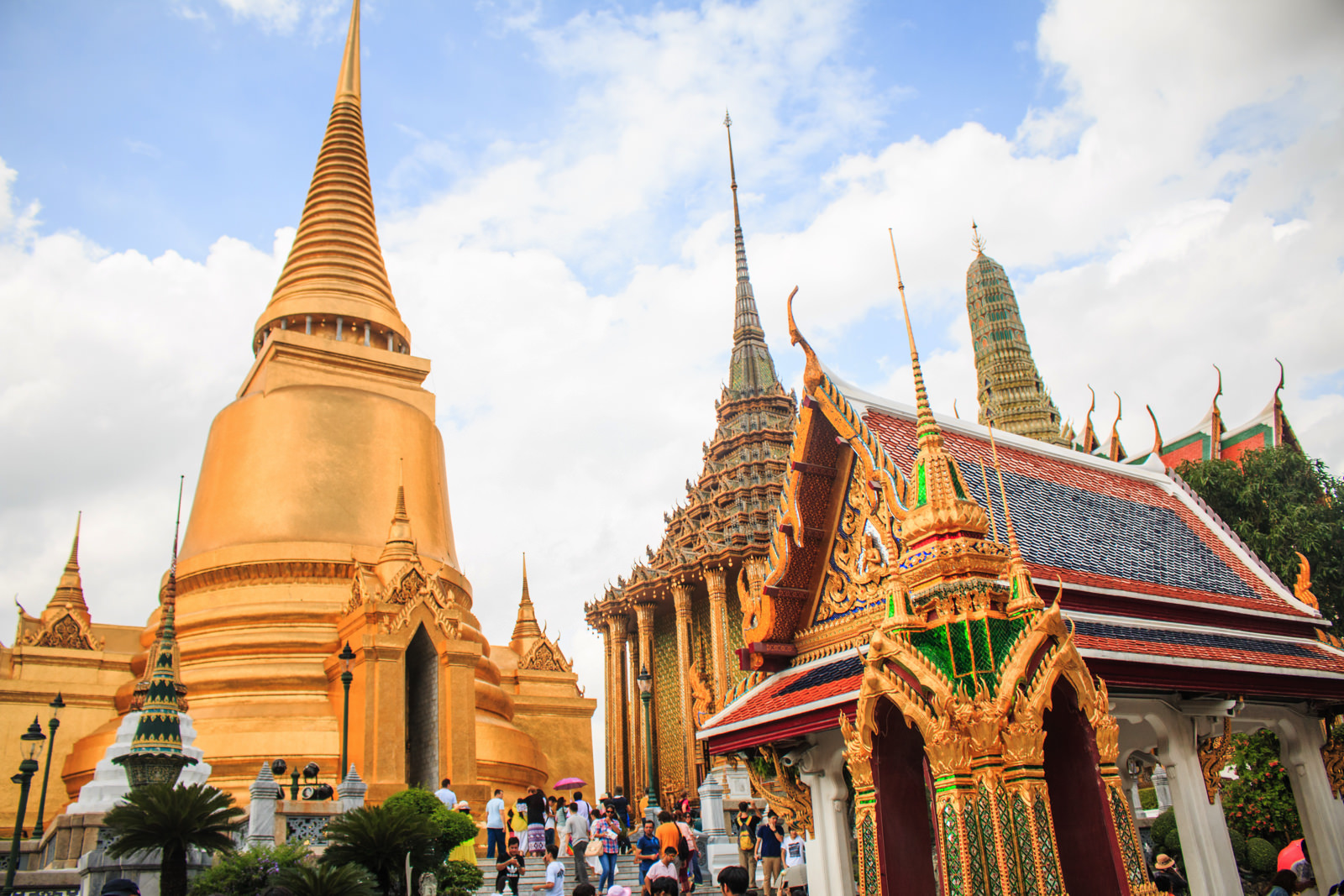 the wat phra kaew